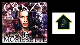 Alanis Morissette - Crazy (Eddie Baez Coo Coo Club Mix Edit)