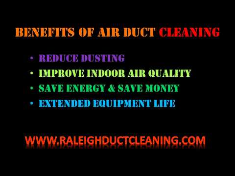 Air Duct Cleaning In Durham - What Is Air Duct Cleaning