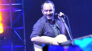 "Dave Matthews Band ""Steady As We Go"" Gorge 8/31/14"