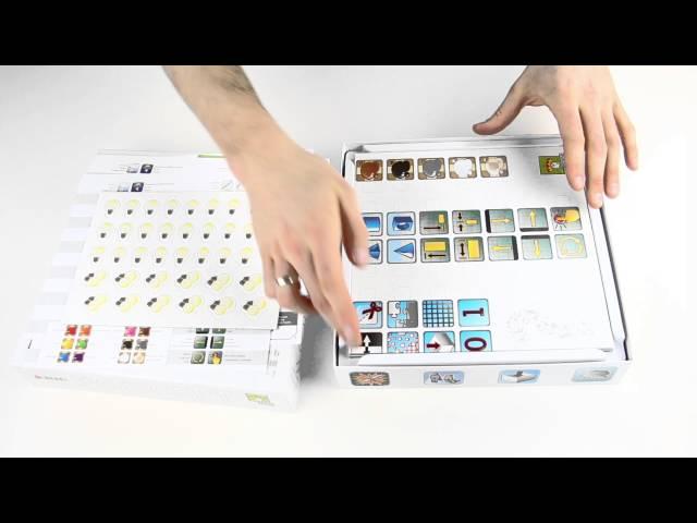 Gry planszowe uWookiego - YouTube - embed 8Xhqp5AzwlM
