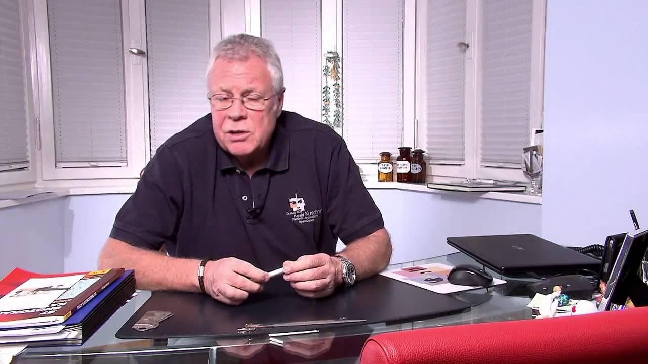Video Dr. Kuschnir über die Augenlidstraffung