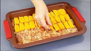 ТРИ потрясающих ГОРЯЧИХ блюда на праздничный стол, которые вам точно захочется ПОВТОРИТЬ!