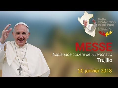 Messe à Trujillo (Pérou)