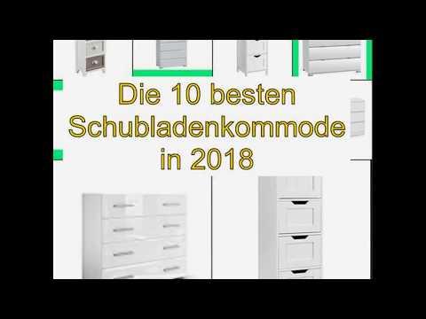 Die 10 besten Schubladenkommode in 2018