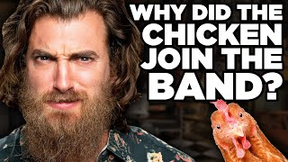 Guess The Dad Joke Game (Chicken Edition)