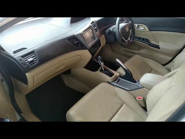 Honda Civic VTi Oriel Prosmatec 1.8 i-VTEC 2013 for Sale in Bahawalpur