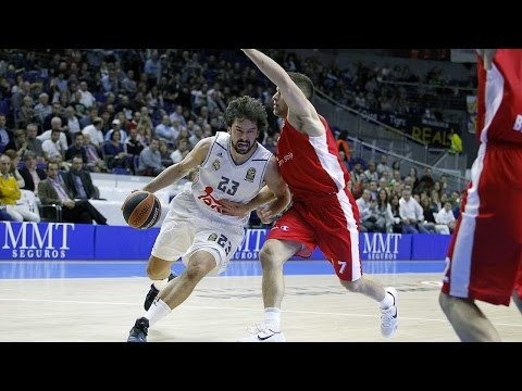 Highlights: RS Round 2, Real Madrid 98-71 Crvena Zvezda Telekom Belgrade