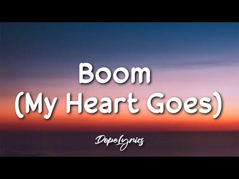 Glaceo - Boom (My Heart Goes)(Lyrics) 🎵