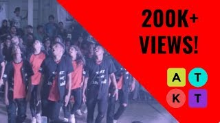 Award Winning Street Dance Routine by the HR College Crew