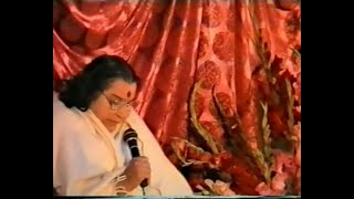 In Sahaja Yoga you become your own guide, your own master thumbnail