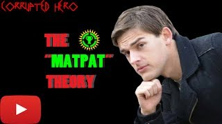 """The """"Matpat"""" Theory- Corrupted hero"""