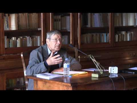 Vidéo de Georges Sebbag