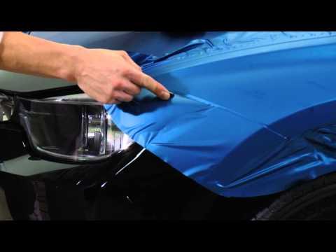 Láminas adhesivas 3M™ Serie 1080 para personalización de vehículos