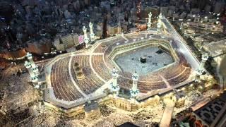 الرعد إبراهيم الحجر مع الدعاء المحيسني1407بمؤثرات صوتية