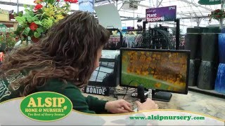 Flower and Garden Show at Alsip Home and Nursery