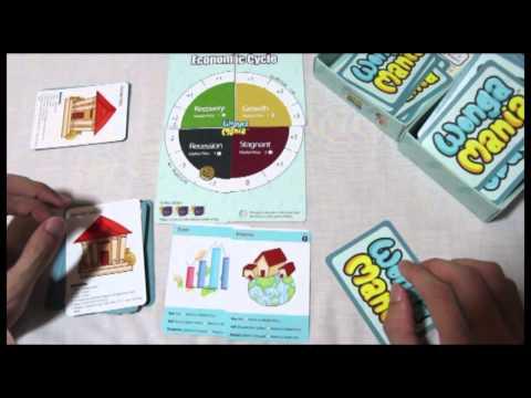 Wongamania | How to Play ep 2: Stocks, Properties, Bonds