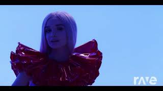 Thank Moshi Next - Ariana Grande & Poppy | RaveDj