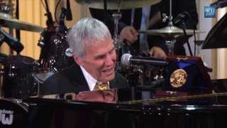 "Burt Bacharach Performs ""What the World Needs Now is Love"" 