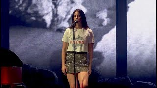 Lana Del Rey - Cherry (Live in Antwerp, Belgium -  LA to the Moon Tour) HD