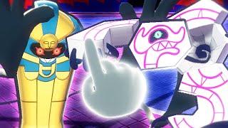 Runerigus  - (Pokémon) - COFAGRIGUS VS RUNERIGUS METRONOME BATTLE