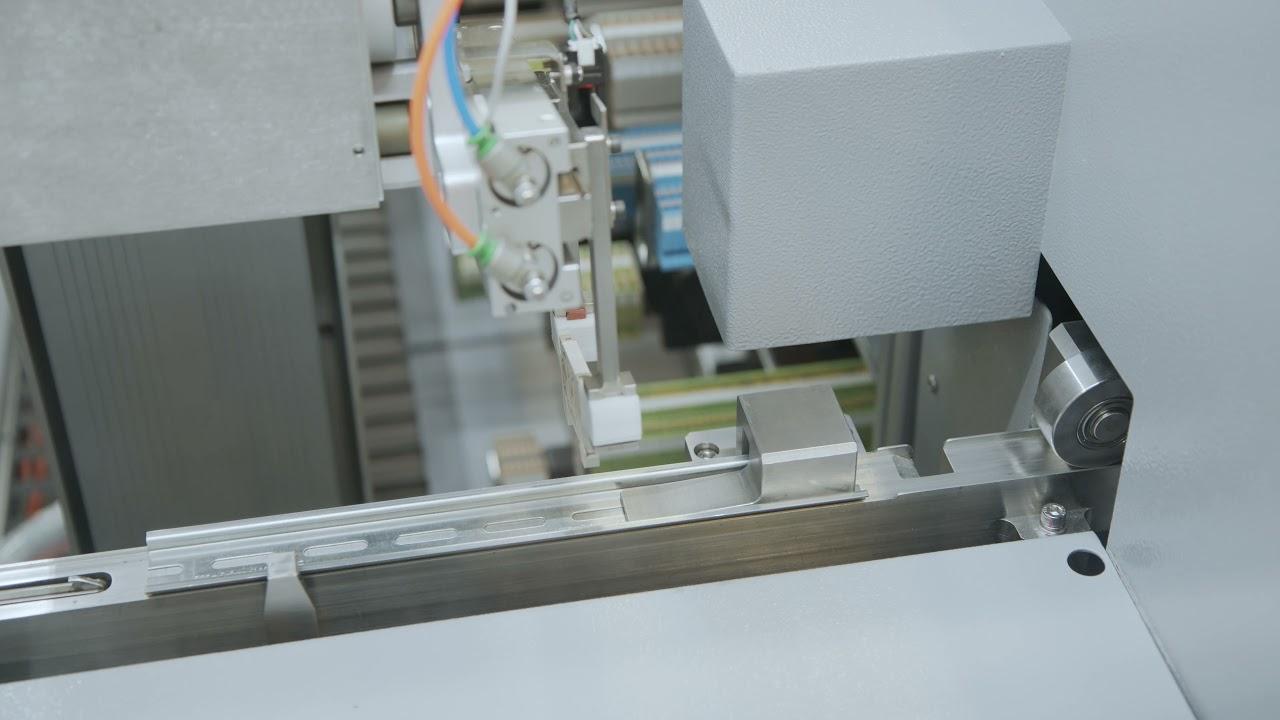 7. Automatische Vorbestückung von Klemmenleisten mit dem RailAssembler