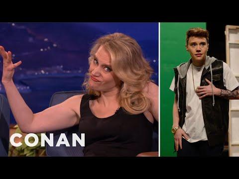 Kate McKinnon's Justin Bieber Impression Secrets