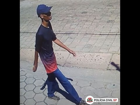 Jovem é preso logo após roubo de celular em Avaré