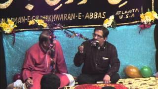 Jashan- Wiladat Maula Ali (a.s) - 1st May 2015- Dar-e-Abbas(a.s), Atlanta GA