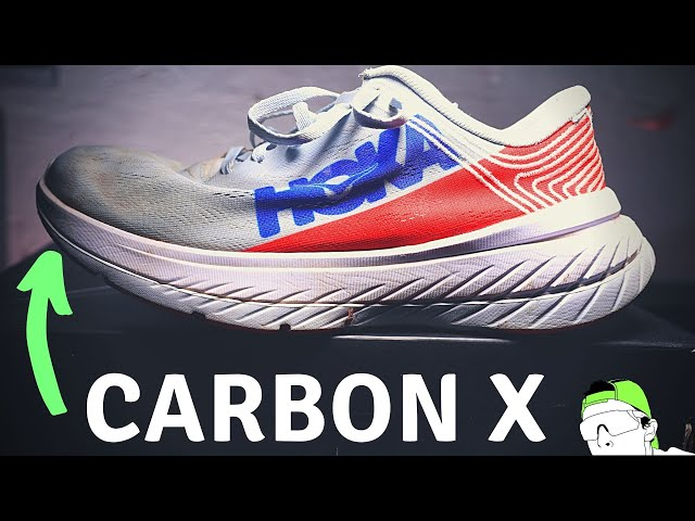 Hoka Carbon X Full Review | Road Running Shoes 2019