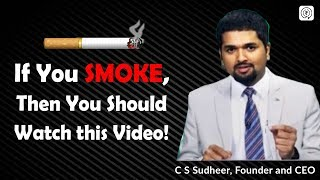 How Smoking Effects Insurance Policy | C S Sudheer | CNN News18 | EP 68