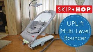 New!  Skip Hop Uplift Multi Level Baby Bouncer