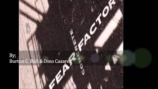 Fear Factory,  ARISE ABOVE OPPRESSION (Album; CONCRETE) Track 02