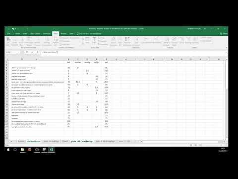 Bluebeam Revu Polylength Command Export to Excel - смотреть