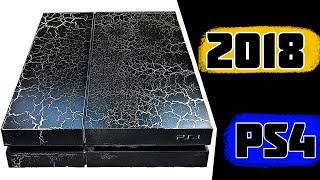 ОБНОВЛЕННАЯ PS4 В 2018 ГОДУ