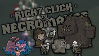 """Right Click to Necromance """"Убивай-воскрешай"""" с Леммингом и Банзайцем"""