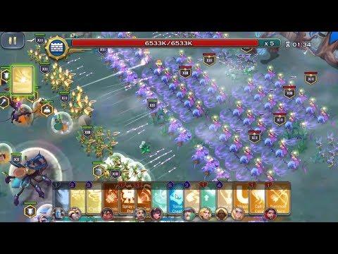 Art of Conquest: Sylvani Sieges