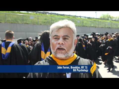 Alumni Testimonial, Psychology, SNHU