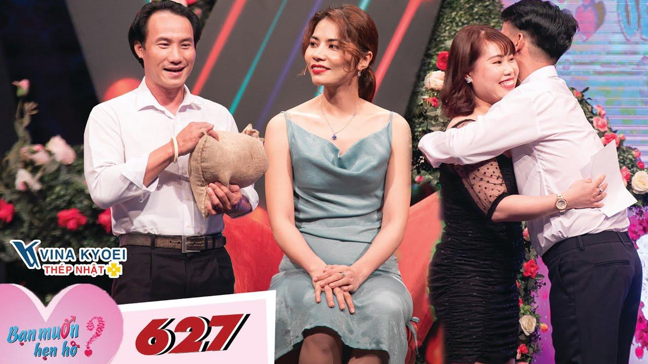 Bạn Muốn Hẹn Hò #627 IVừa mở rào nói chuyện, cặp đôi CHIA TAY LUÔN trên sân khấu vì không có cảm xúc