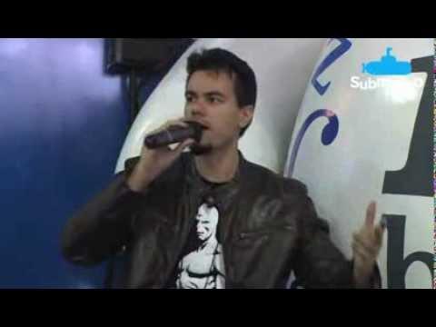 Entrevista Affonso Solano Submarino