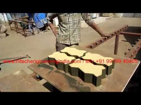 Paver Block & Bricks Making Machine
