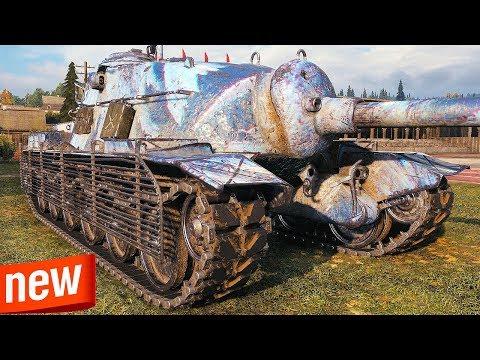 TS-5 - FREE MARATHON PREMIUM TANK - World of Tanks Gameplay