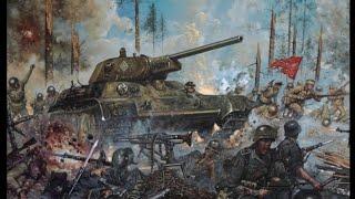 Вторая мировая война восточный фронт #10