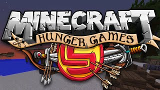 Minecraft: MY SUPPLY DROP - Hunger Games Survival w/ CaptainSparklez
