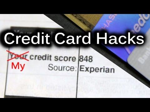 Video My Credit Score: 848 - Credit Card Hacks and How I got it. | BeatTheBush