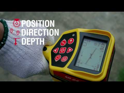 RIDGID SeekTech SR-24 Line Locator Video