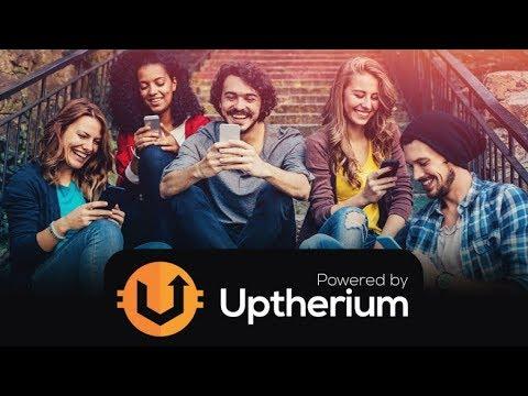 Обзор проекта  Uptherium