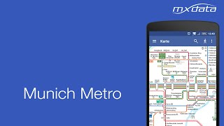 Munich Metro on Android