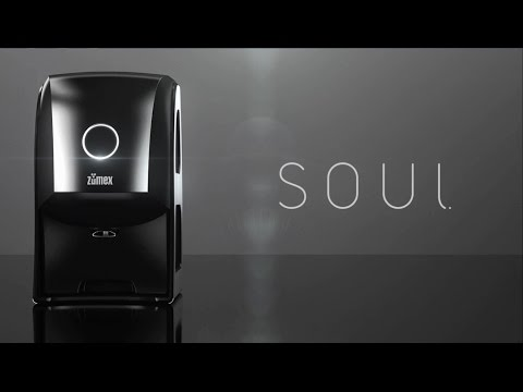 Zumex Soul. A commercial juice machine  with Soul