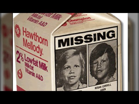 Grunge: Here's Why We Don't See Missing Kids On Milk Cartons Anymore