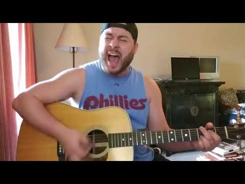 Up Down - Morgan Wallen Cover By Dave Hangley